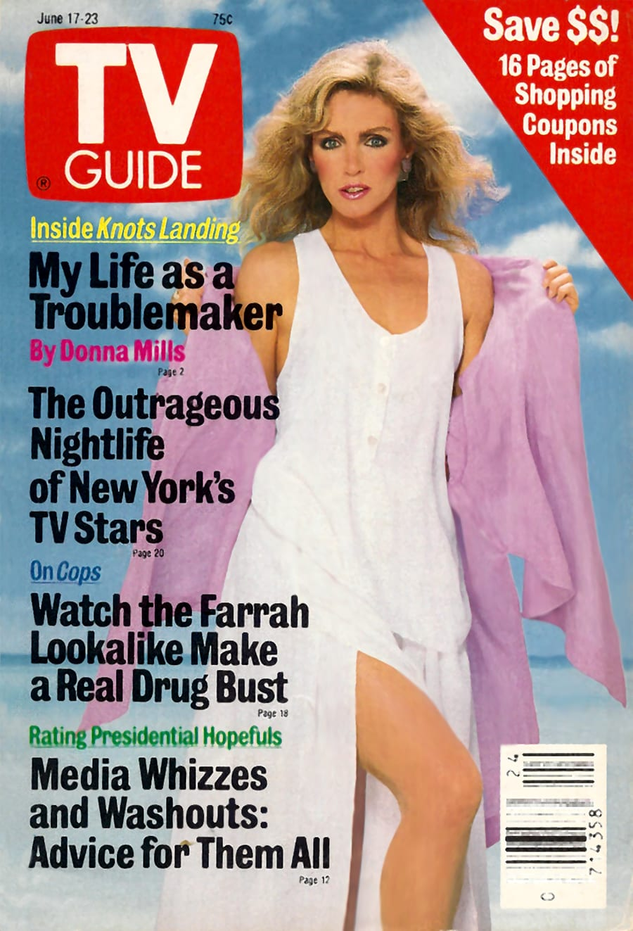 tv guide. tv guide covers. disclaimer tv