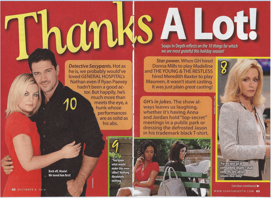 Soaps in Depth
