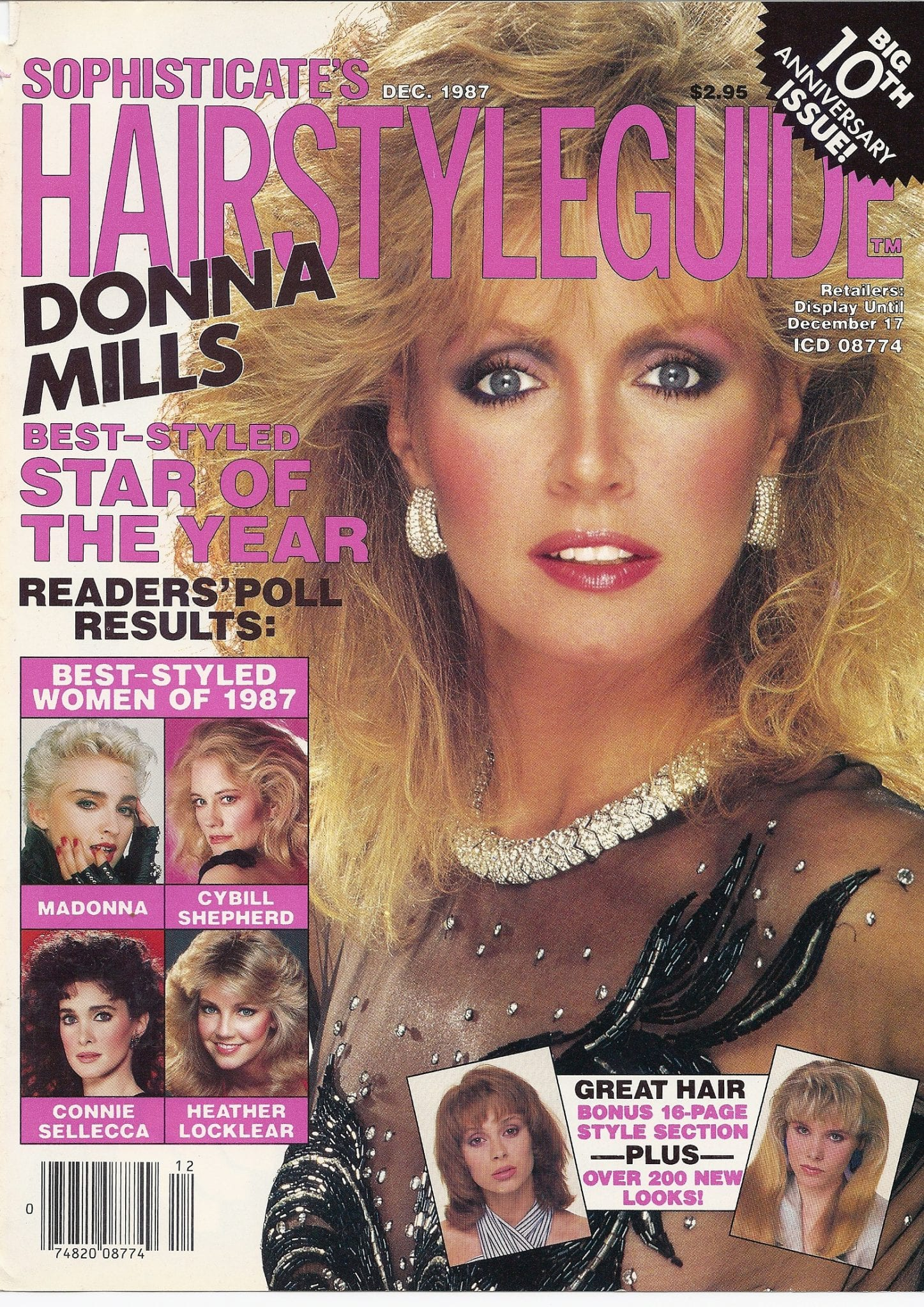 Donnamills Magazine Covers Donnamills